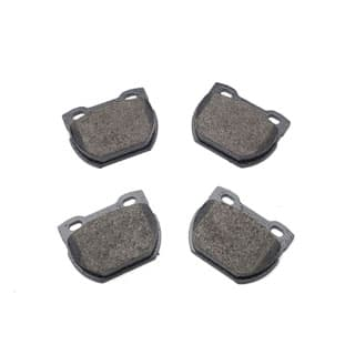 BRAKE PADS REAR 110 REAR 2002 ON