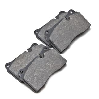 FRONT BRAKE PAD SET 4.2 SUPERCHARGED, AJ 4.4 NA V8 WITH 19 INCH WHEELS 2006-2009 - PROLINE