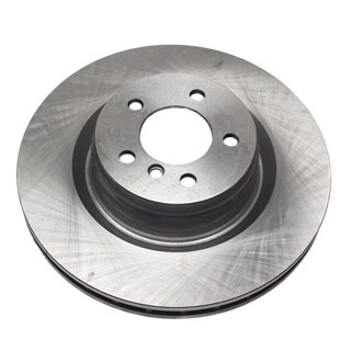 Brake Disc Front Axle L322 4.2 V8 Superc