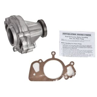 WATER PUMP WITH GASKET 4.4 LITER AJ V8
