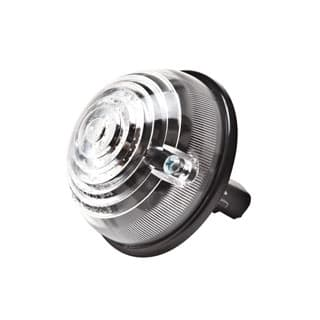 LAMP ASSY FRONT PARKING  CLEAR DEFENDER