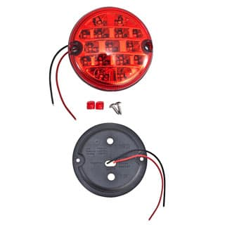 LAMP ASSEMBLY NAS REAR FOG GUARD (RED) LED
