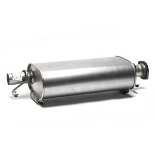 Land Rover Discovery I Exhaust Pipes, Hangers, & Muffler