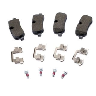 REAR BRAKE PAD SET 5.0 NA V8 FROM AA000001 TO AA257940 - PROLINE