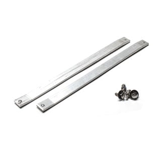 BRACKET REAR SILL STAY SET 110 HEAVY DUTY ALUMINUM