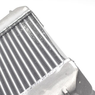 Damaged Intercooler Assembly 300 Tdi