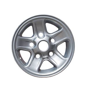 "ALLOY ROAD WHEEL 7 x 16""  BOOST 5 SPOKE - SILVER"