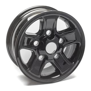 Alloy Road Wheel 7 X 16 Defender Boost 5 Spoke -Black