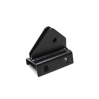 Bracket For LH Diagonal Def 90 Roll Cage