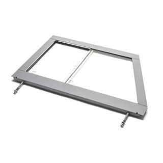 Door Top Assembly With Glass Series IIA 1959-1971 RH