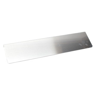 Bracket Front Licence Plate Euro