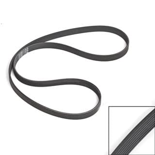 DRIVE BELT - POLYVEE TD5 - w/AIR CONDITIONING