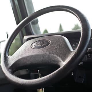 Steering Wheel  Deep Grain 48 Spline