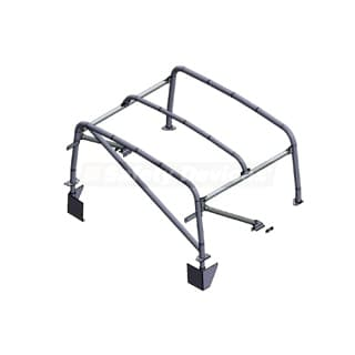 Safari Cage Defender 90 Soft Top Internal Rear Roll Cage