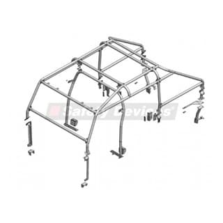 SAFETY DEVICES ROLL CAGE 110 CREW CAB