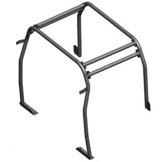 Safety Devices Internal Rear Half Roll Cage Defender 110 Puma