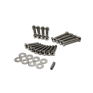 Bolt Kit For Front Door Hinges Ser.Iii &  Defender. Stainless Steel