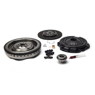 SOLID MASS FLY CLUTCH ASSEMBLY Td5 EXTREME DUTY