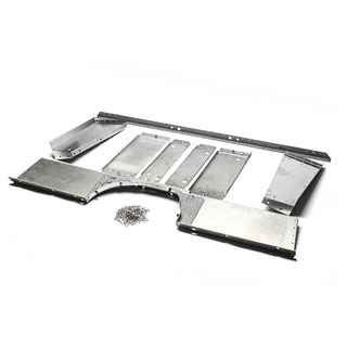 Seatbox Assembly Flat Pack Defender R380