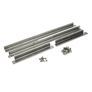 Stainless Steel Door Threshold Kit Four Door Series and Defender