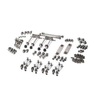 Stainless Body To Chassis Hardware Kit Defender 110 Regular
