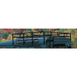 STAINLESS STEEL ALCAN 3/4 ROOF RACK