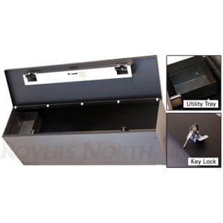 TUFFY SECURITY STORAGE BOX BLACK