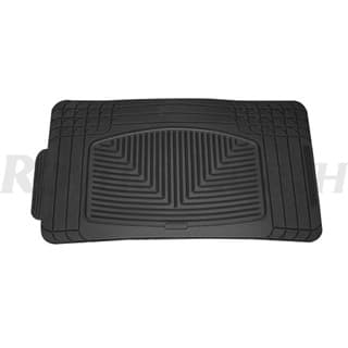 Rubber Mats - Rear Pair Black Discovery II & L322