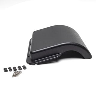Snow Shield for Heater Intake for Defender RHD