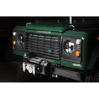 Rovers North SD Winch Bumper Defender