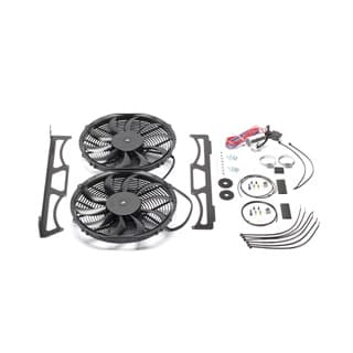 REVOTEC ELECTRIC FAN CONVERSION KIT DEFENDER V8