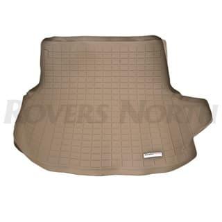 Rubber Cargo Mat L322 Range Rover Tan