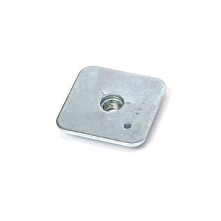 NUT PLATE SEAT BELT BACKING PLATE 7/16""