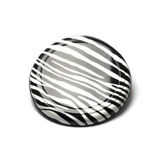 "RIGID TIRE COVER 29"" ZEBRA"
