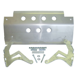 Alloy Protection Skid Plate Range Rover Classic & Discovery I