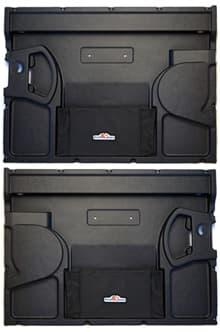 Series Ii Iia Iii Footwells Door Panels And Trim Rovers North Classic Land Rover Parts