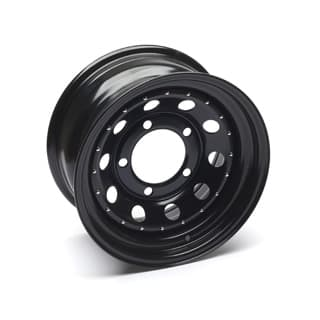 MODULAR 16X8 HD WHEEL DEF, DISCO I  BLAC