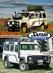 SAFARI SNORKEL DEFENDER 90/110 V-8 RHD