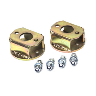 Spring Lift Spacers 50mm Front Pair