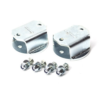 SPRING LIFT SPACERS 50mm REAR PAIR