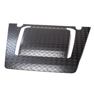 BONNET PROTECTION PLATE PUMA BLACK