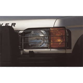 Lamp Guards - Front Pair - Discovery II Upto 2003