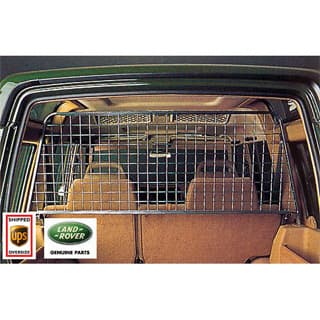 DOG GUARD GREY MESH TYPE DI - NLA