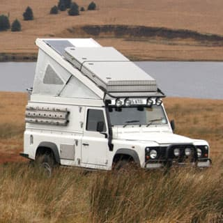 SAFARI EQUIP POP UP EXPEDITION ROOF SYSTEM