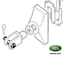 Clevis Pin Threaded - Genuine