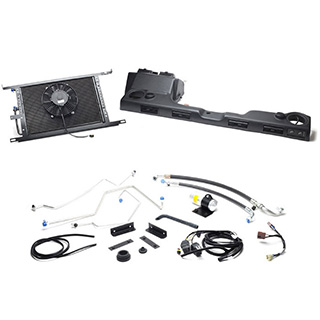 Land Rover Defender Cooling Air Conditioning Kit