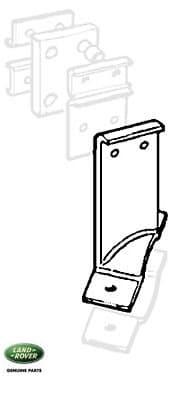 Hanger - RH Exit Tailpipe - Series IIA & III