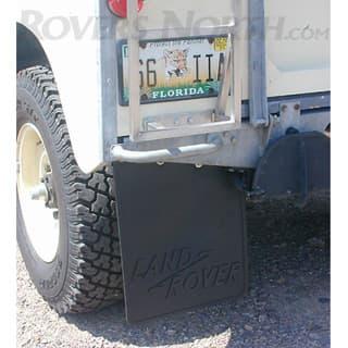 Rear Mud Flap Set Series II-III   Genuine