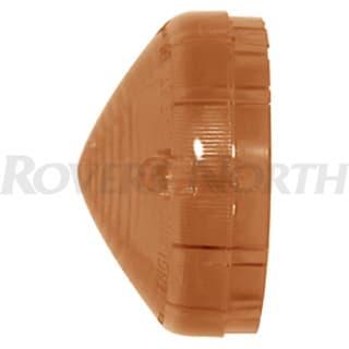Lens Rear Directional Amber Plastic Series IIA