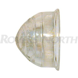 LENS DIRECTIONAL CLEAR GLASS BEEHIVE SERIES IIA